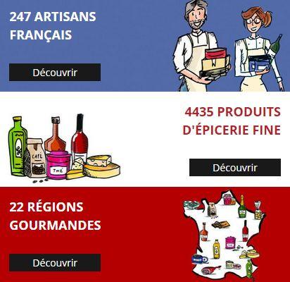meilleurs produits régionaux français
