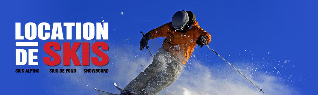 location ski vosges à Gérardmer La Mauselaine