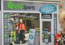magasin vêtements randonnée et ski