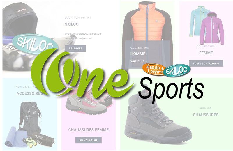boutique de sports dans les Vosges