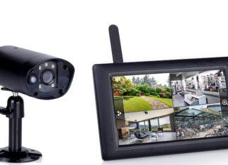 vidéosurveillance avec camera infrarouge