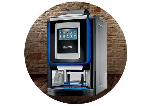 machine à café libre service