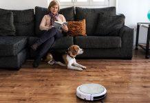 robot domestique pas cher