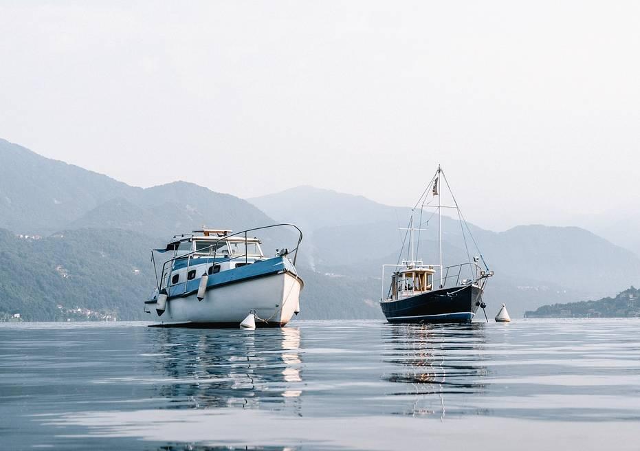 bateau pour aller à la peche